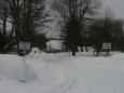 Silnice vedoucí Pohořím na Šumavě, zároveň i jediná ulice.