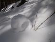 Sněhový závin. (Radim)