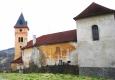 Někdy ve druhé polovině 13. století, ještě za posledních Přemyslovců, tady vyrostl na náhorní plošině hrad, bránící vstup do Českých zemí.