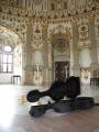 Zámecký Rondel je výjimečná stavba oplývající bohatou reliéfní dekorací, na níž se nešetřilo zlatem. Díky vynikajícím výtvarným a především akustickým kvalitám je Rondel dodnes využíván ke koncertním účelům a patří k nejkrásnějším hudebním sálům ve střední Evropě.