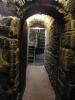 Vchod do hradní věže.