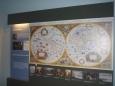 Středověká mapa s Jednotou Bratrskou