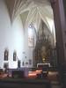 Hlavní oltář v kostele