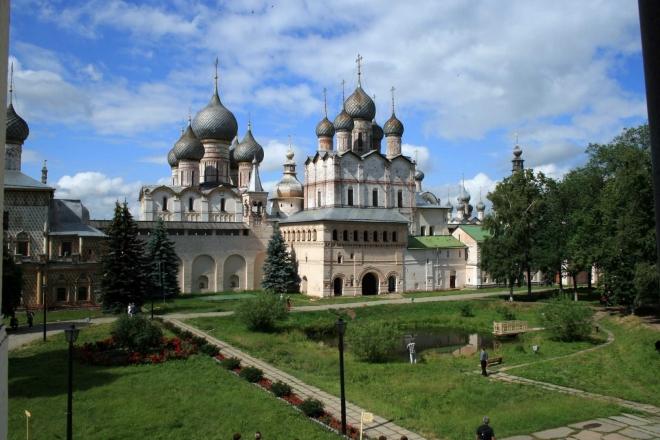 Kostel Vzkříšení Krista v rostovském Kremlu