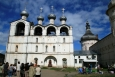 Zvonice Uspenského chrámu