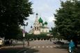 Jaroslavl - kostel Ilji Proroka