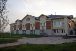 Ubytovací areál v Malých Karelách