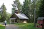 Kaple sv. Makaria