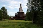 Georgijevský kostel z r. 1672