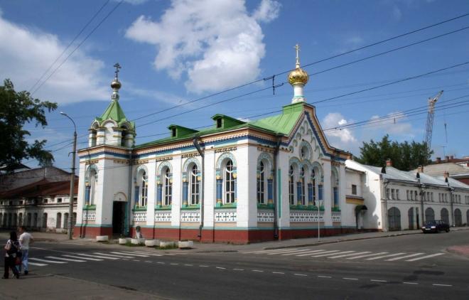 Nikolský kostel