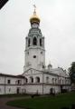 Vologda - zvonice Sofijského chrámu