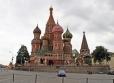Chrám Vasila Blaženého - strana odvrácená z náměstí
