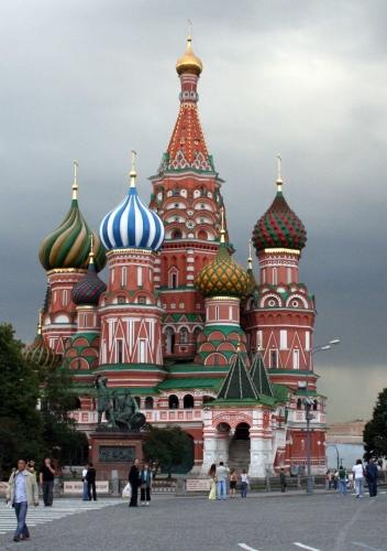 Chrám Vasila Blaženého z náměstí