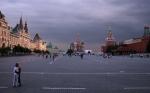 Celkový pohled na Rudé náměstí od Historického muzea