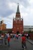 Moskevský Kreml - vstupní Trojická brána