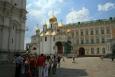 Moskevský Kreml - Blagověščenský chrám