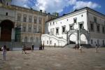 Moskevský Kreml - slavnostní schodiště