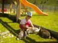 dětské hřiště v údolí Sportgastein
