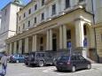 U kostela sv. Michala (2007, Šárka Čížková)