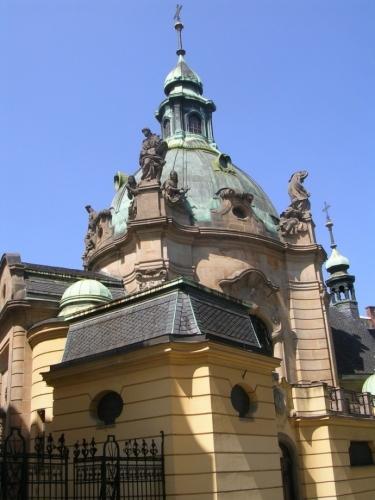 Kaple sv. Jana Sarkandra (2007, Hana Šimková)