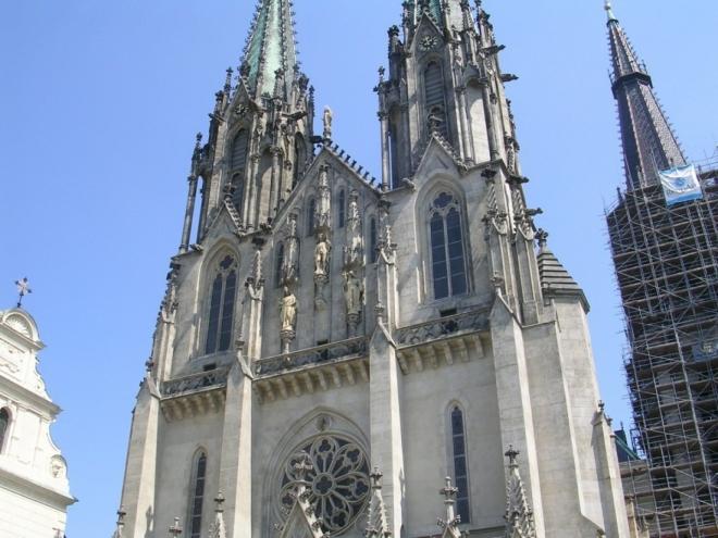 Katedrála sv. Václava v Olomouci (2007, Hana Šimková)