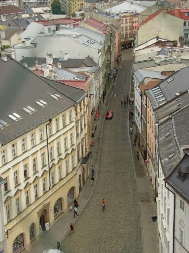 Ulice v Olomouci (Tomáš Novotný)