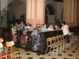 Výprava v jednom z olomouckých kostelů (Tomáš Novotný)