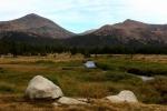 Yosemitské údolí