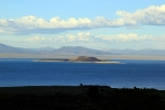 Jezero Mono Lake při západu slunce