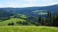 Pohled směřujeme i na Amálino údolí, které nás zítra čeká.