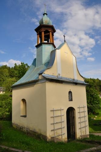 Kaple v Řetenici.