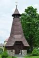 Kaplička v Pohorsku v celé své kráse.