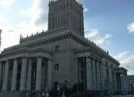 Spodek Paláce kultury (opět HDR)