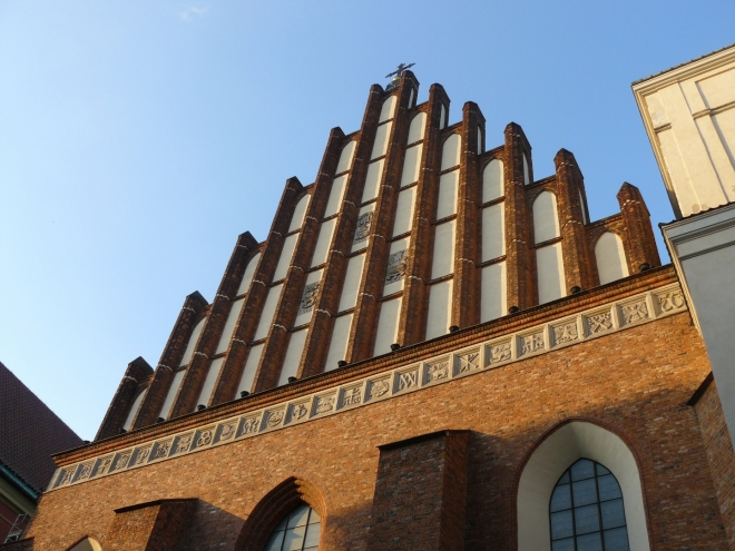 Kostel ve Starom Mieste