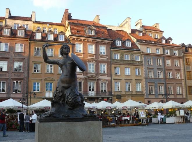 Rynek neboli trh Starego Miasta