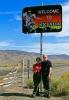 Opouštíme Kalifornii a už nás vítá Nevada