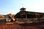 Stará vojenská pevnost Fort Zion