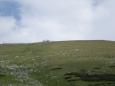 Pohled zpět na vrchol Klosterwappen