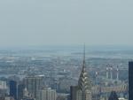 Pohled na zátoky okolo NY