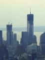 Stavba One World Trade Center