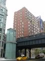 Na bývalé železniční trati je High Line elevated park