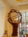 V obchodě s legem vidíme sochu Atlase, která je i u Rockefellerova centra, ale nenarazili jsme na ní. Tak alespoň si ji můžeme představit z podoby jejího lego bratříčka.