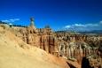Utah, Bryce Canyon - Thors Hummer z jiného pohledu