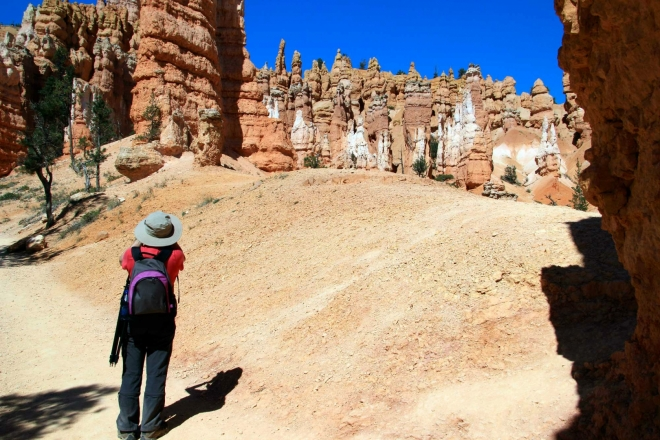 Utah, Bryce Canyon - a fotíme, fotíme ....