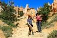 Utah, Bryce Canyon - už nejsme zcela svěží, ale nadšení
