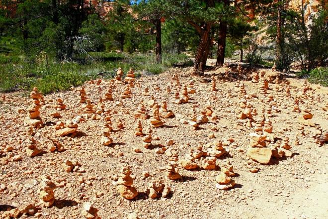Utah, Bryce Canyon - lidová tvorba ...