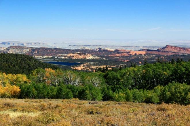 Utah - krajina cestou do Moabu