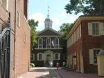 Historických budov s cihlovou architekturou (jak jí říkám) je v centru starého města dost.