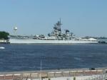 Že by válečná loď?