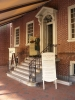 Stará restaurace je další ukázkou cihlové architektury, kteoru lze vidět v USA celkem často (alespoň na východním pobřeží).